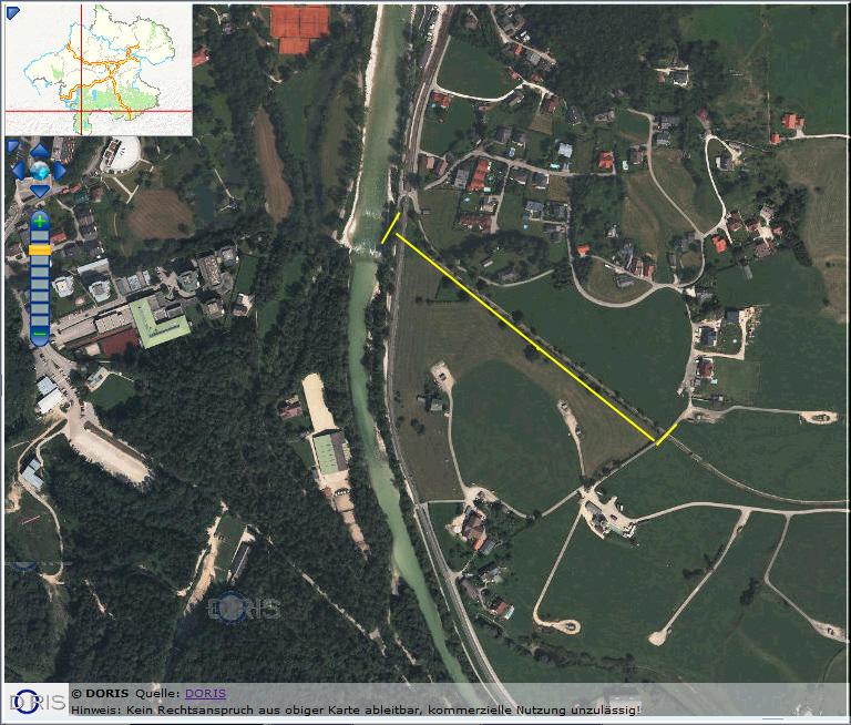 Sulzbach Teilstrecke 1