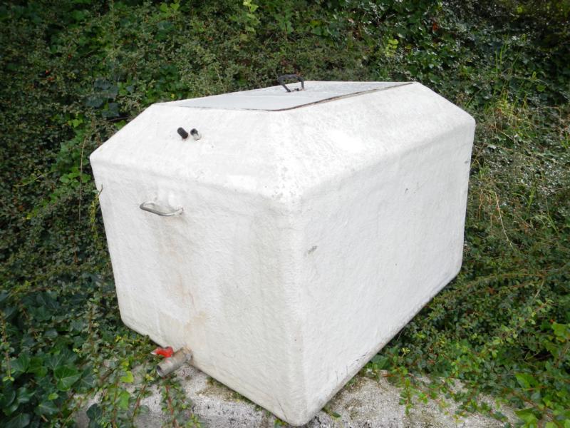 Fischtransportbehälter LxBxH 85x65x63 cm