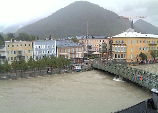 Hochwasser_Bad Ischl_Elisabeth-Bruecke_HAH_044